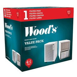 Woods filtre - 5 stk.
