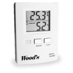 Woods P-CV8005 Termohygrometer
