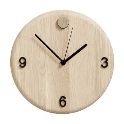 Woodtime ur (eg)