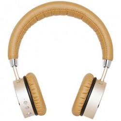 Woofit hovedtelefoner (guld)