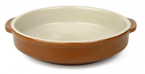 Xantia Form Ø 14 cm brun/beige