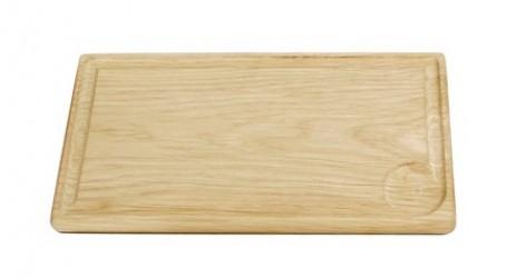 Xantia Planksteaksbræt 32x17cm