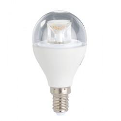 Xavax LED Lampe E14 5,9W Varmhvid Glob