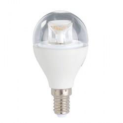 Xavax LED Lampe E14 7W HQ Varmhvid Glob Dæmpelig