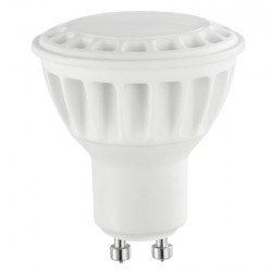 Xavax LED Lampe GU10 3,5W Varmhvid