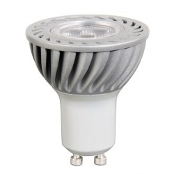 Xavax LED Lampe GU10 5,5W Varmhvid