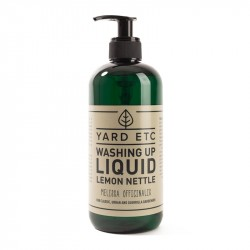 Yard Etc Dish Soap Lemon Nettle