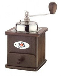 Zassenhaus Brasilia Kaffekværn brun