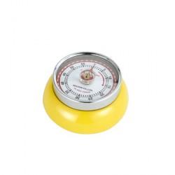 Zassenhaus Timer Ø 7 cm gul