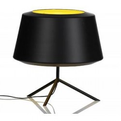 ZERO Can bordlampe - Sort