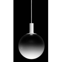 ZERO Fog pendelarmatur glas/hvid - D30