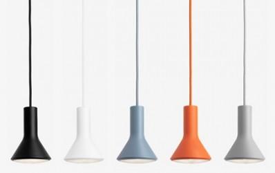 ZERO Par tagpendel LED dæmpbar ? Lavendelblå