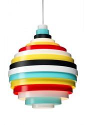 ZERO PXL Pendel - Multifarvet Beige