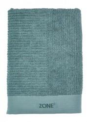 Zone Denmark Badehåndklæde - Petrol Green - Stk. - Classic - 100% bomuld - 600 g - L 140,0cm - B 70,0cm - Sleeve