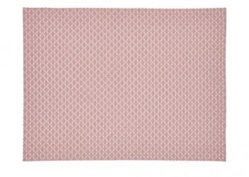 Zone Denmark Dækkeserviet - Rose - Stk. - PVC - L 40,0cm - B 30,0cm - Bulk pack