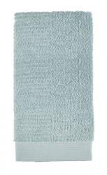 Zone Denmark Håndklæde - Dust Green - Stk. - Classic - 100% bomuld - 600 g - L 100,0cm - B 50,0cm - Sleeve