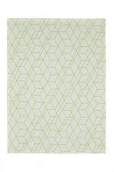 Zone Denmark Viskestykke - Lime - Stk. - 100% bomuld - L 70,0cm - B 50,0cm - Hangtag
