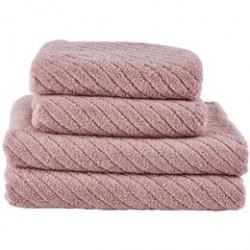 Zone håndklæder - Rosa
