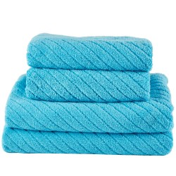 Zone håndklæder - Turkis