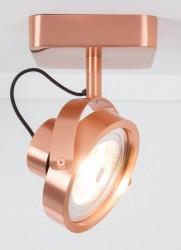 Zuiver - Dice Spotlampe - Kobber