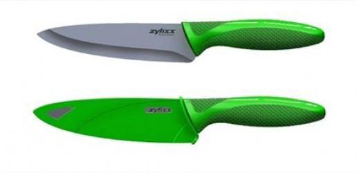 Zyliss Allroundkniv med Hylster grøn