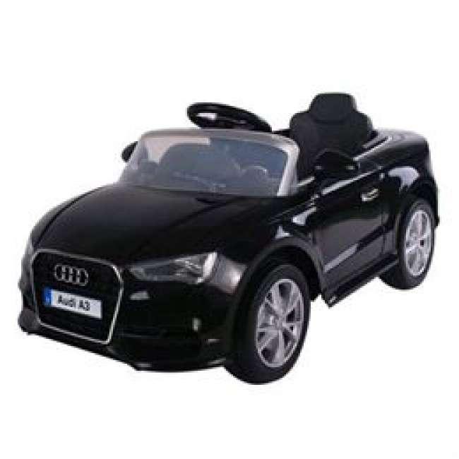 Priser på Audi elbil - A3 - Sort