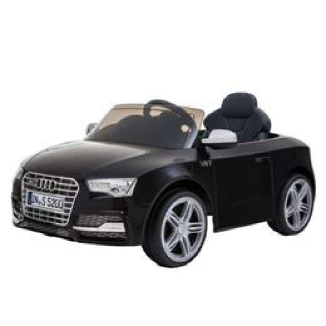 Priser på Audi elbil - S5 - Sort