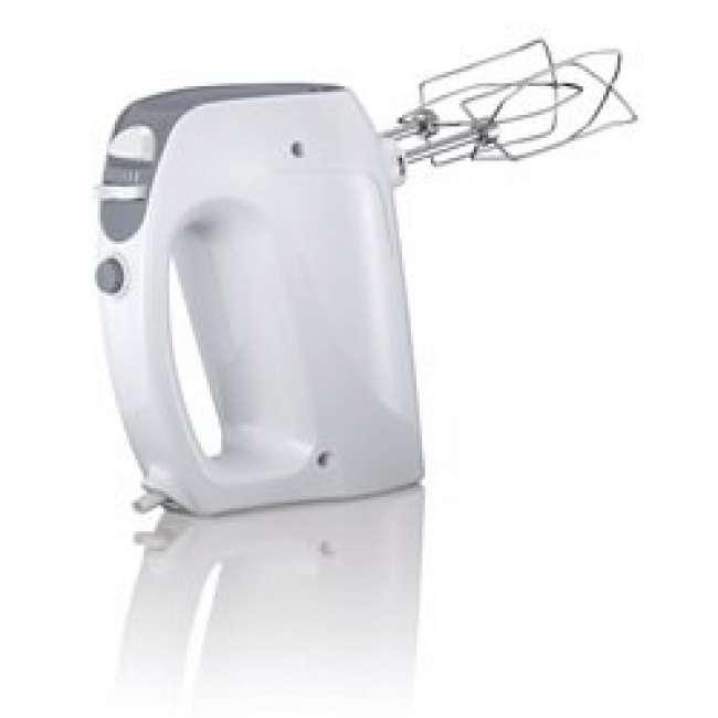 Priser på Exido håndmixer i hvidt design