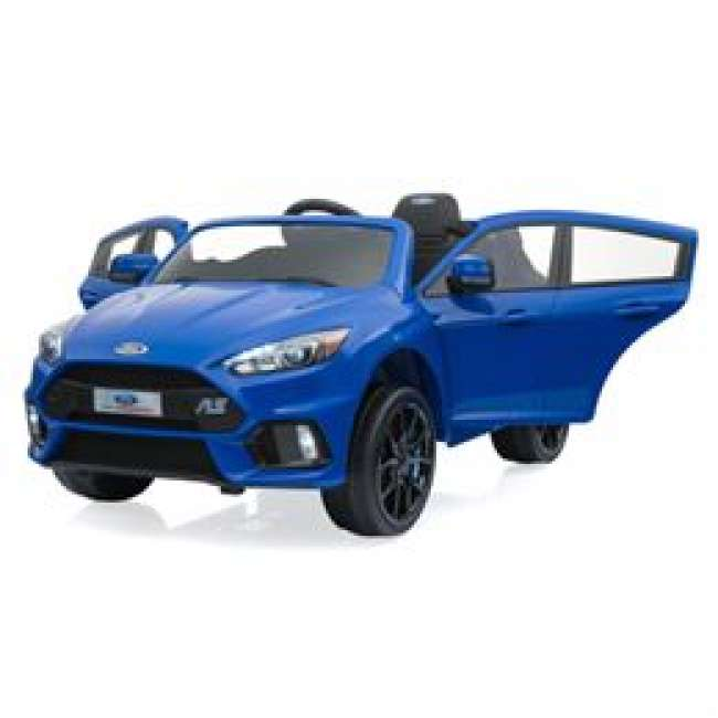 Priser på Ford elbil - Focus RS