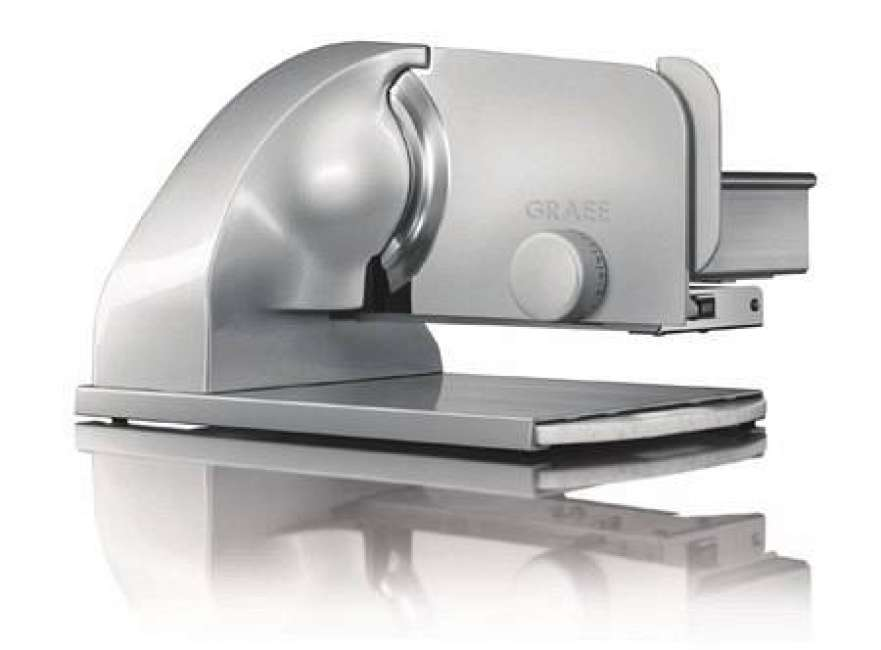 Priser på Graef P90 Professionel Skæremaskine