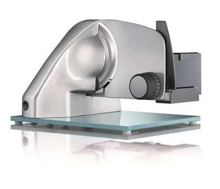 Priser på Graef Vivo Skæremaskine med Glasbund og Glat Klinge
