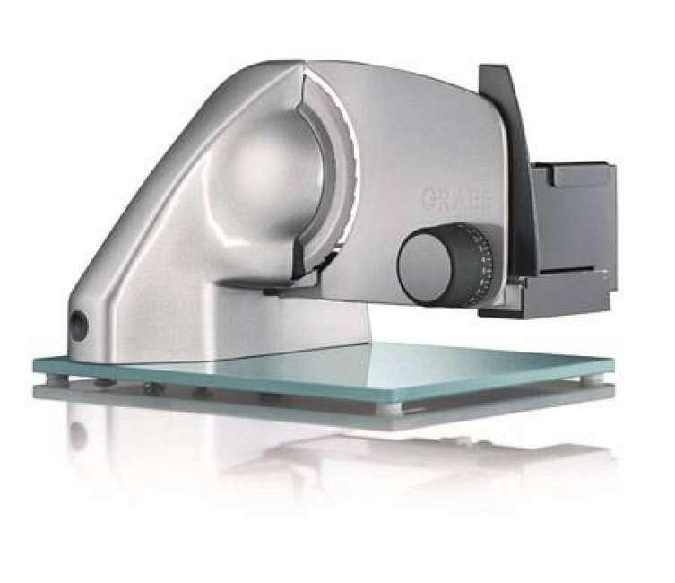 Priser på Graef Vivo Skæremaskine med Glasbund og Tandet Klinge