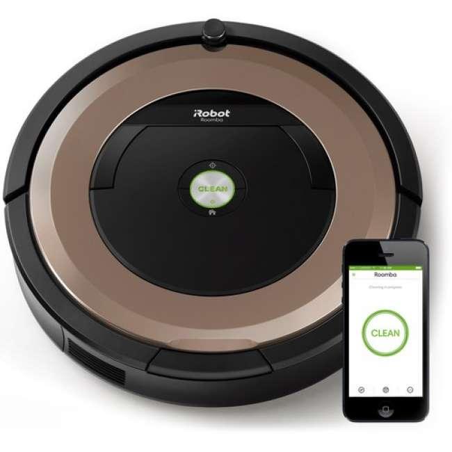 Priser på iRobot Roomba 895