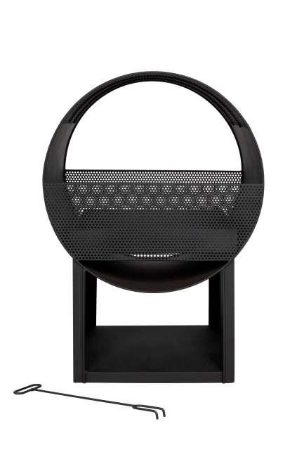 Priser på LA HACIENDA Camacha udepejs - sort stål
