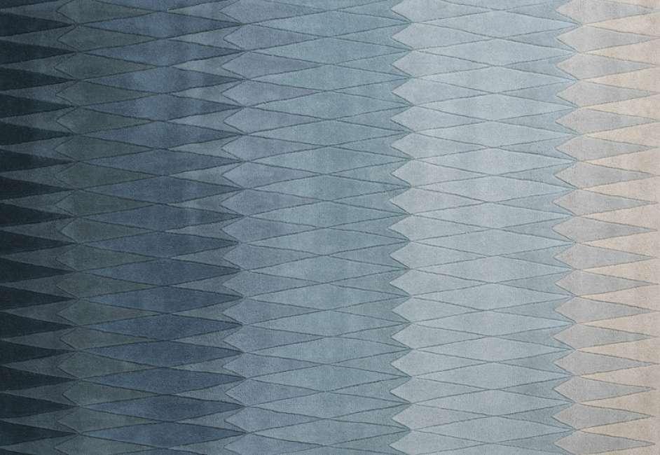 Priser på Linie Design Acacia Tæppe - Blå - 200x300