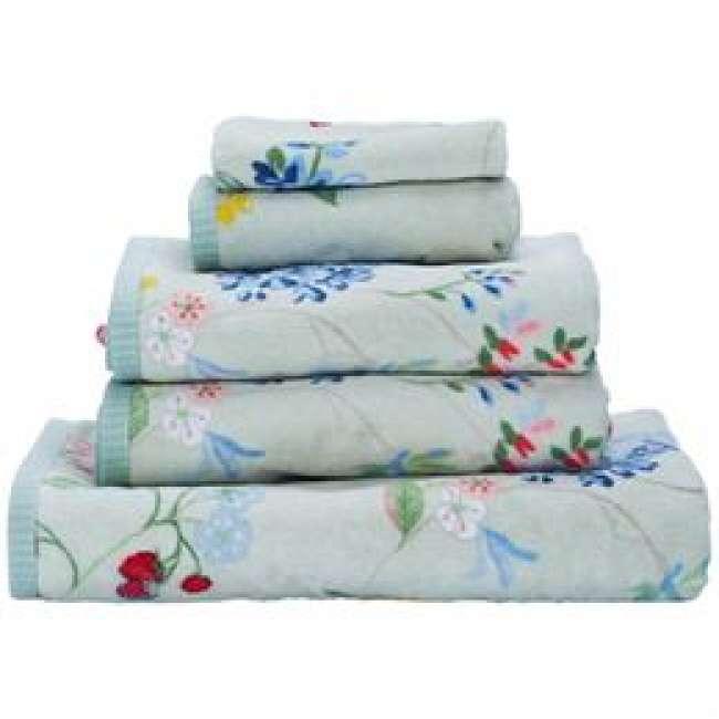 Priser på Pip Studio håndklæder - Hummingbirds - Grøn