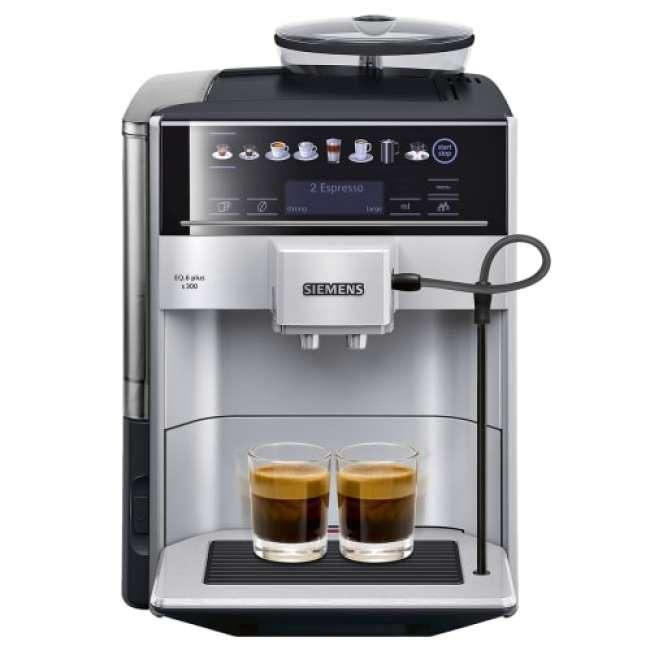 Priser på Siemens espressomaskine - TE653311RW