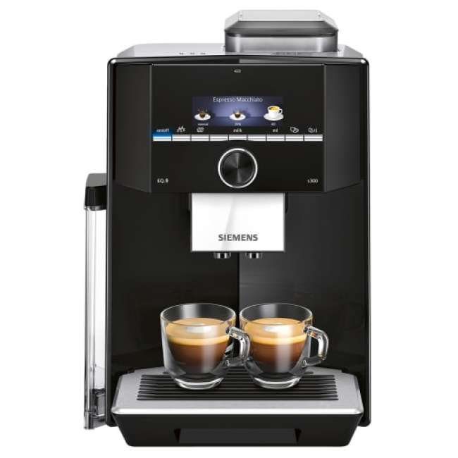 Priser på Siemens espressomaskine - TI923309RW - Sort