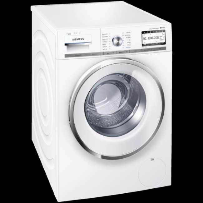 Priser på Siemens IQ800 Wi-Fi vaskemaskine
