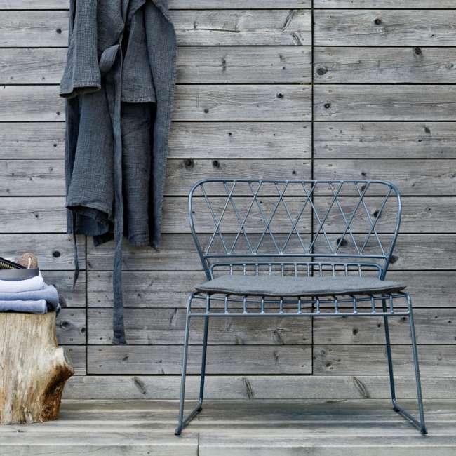 Priser på Skargaarden Resö Lounge Chair Charcoal Grey