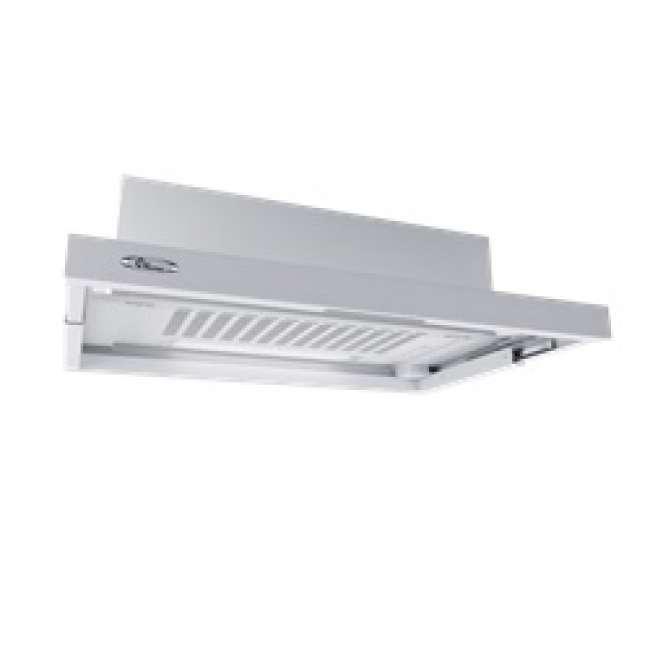 Priser på Thermex Slimline 600 60 cm hvid/sort/RF front