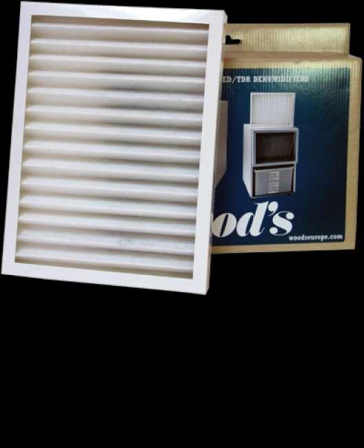 Priser på Woods SMF filter Skimmel partikelfilter